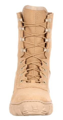 Rocky S2V  TACTICAL MILITARY BOOT Desert Tan Regular and wide sizes.